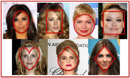 Finding The Right Hairstyle For Your Face Shape ...