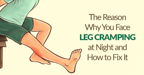 leg crapms