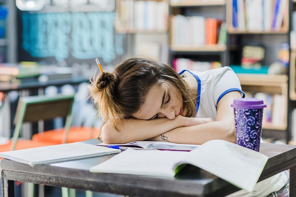 how to feel less tired lal the time