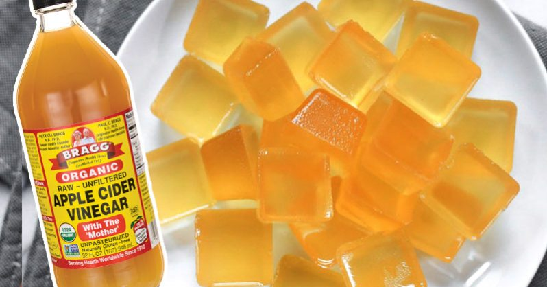 Take Your Daily Apple Cider Vinegar Dose As A Gummy